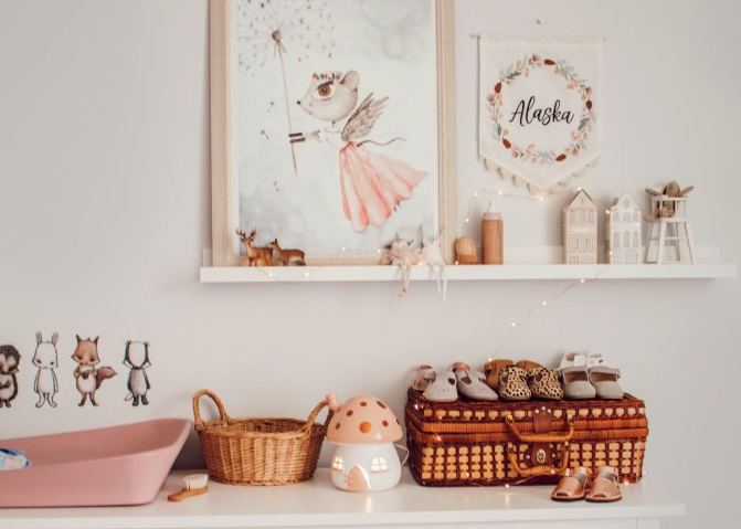 Alaska's Room- Every Magical Detail Listed. From Vintage Finds, To Shopping Small!